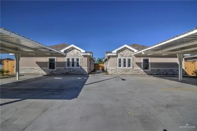 Edinburg Multi Family Home For Sale: 409 Peabody Avenue