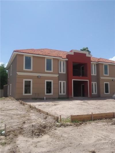 McAllen Multi Family Home For Sale: 3020 S K Center Street