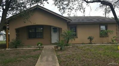 Weslaco Single Family Home For Sale: 933 13th Street