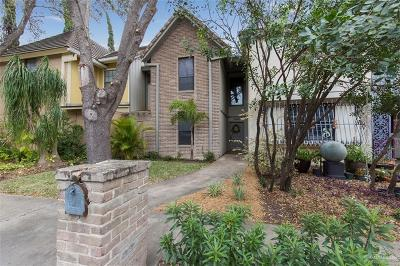 McAllen Condo/Townhouse For Sale: 5404 N 6th Street