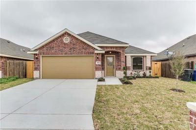 McAllen TX Single Family Home For Sale: $188,830