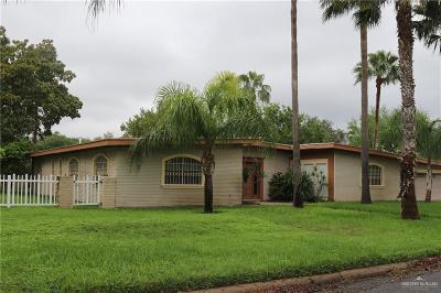 McAllen TX Single Family Home For Sale: $249,000