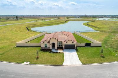 McAllen Single Family Home For Sale: 4625 Estancia Parkway
