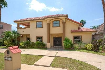 Mission Single Family Home For Sale: 2104 Pecos