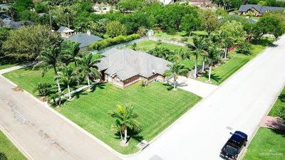 Weslaco Single Family Home For Sale: 1402 Edgewood Drive