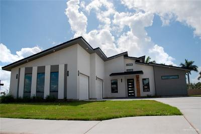 Weslaco Single Family Home For Sale: 3901 Tierra Escondida