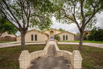 Brownsville Single Family Home For Sale: 15 Quemado De Guines Street
