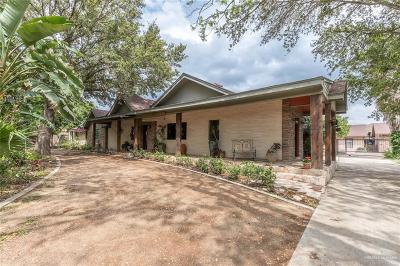 Mission Single Family Home For Sale: 2918 N Shary Road