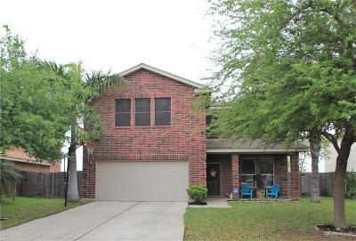 McAllen TX Single Family Home For Sale: $227,000