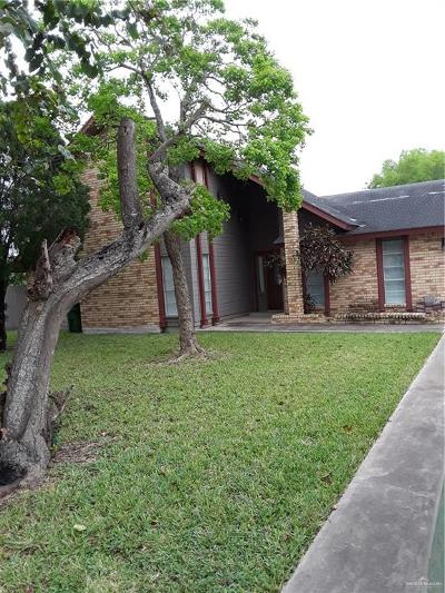 Cameron County Single Family Home For Sale: 15 W Aldrin Court