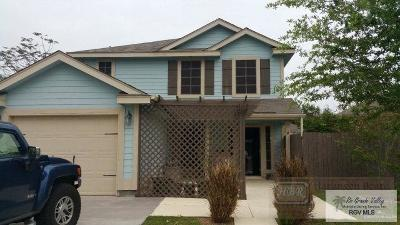 Cameron County Single Family Home For Sale: 8713 Firewheel Lane