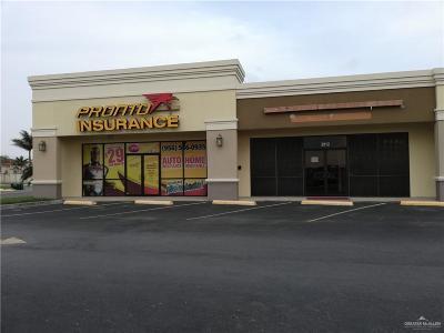 Pharr Commercial For Sale: 3914 N Jackson Road
