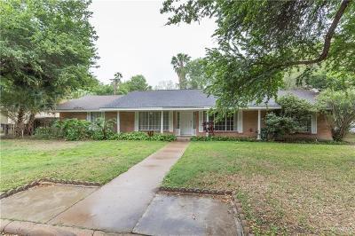 McAllen TX Single Family Home For Sale: $276,000