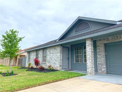 McAllen TX Single Family Home For Sale: $129,900
