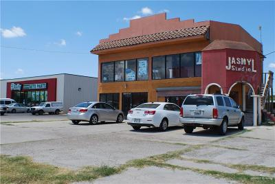 Pharr Commercial For Sale: 5916 S Cage Boulevard