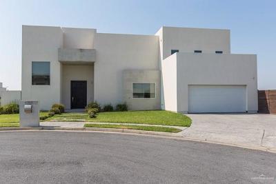 McAllen TX Single Family Home For Sale: $350,000
