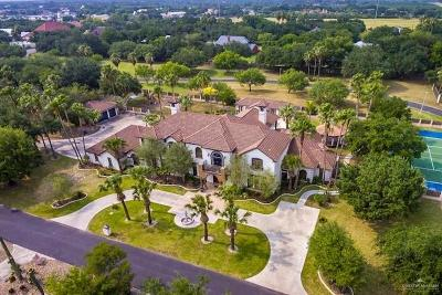 Mission Single Family Home For Sale: 2400 Paseo Del Lago