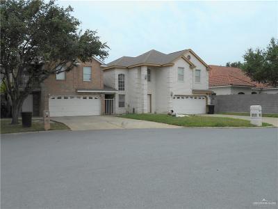 McAllen Multi Family Home For Sale: 612 E Olympia Avenue