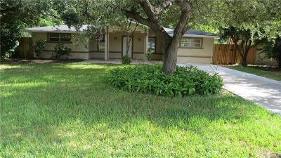 McAllen Single Family Home For Sale: 605 Nyssa Avenue