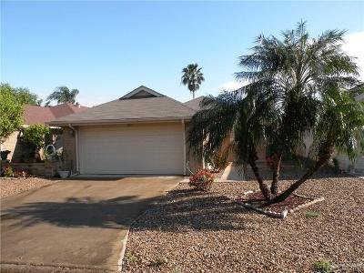 Pharr Single Family Home For Sale: 305 Ashley Way
