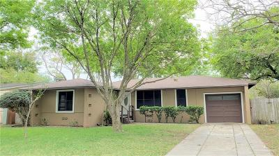 McAllen Single Family Home For Sale: 709 Tamarack Avenue