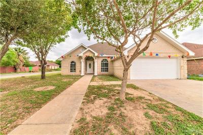 San Juan Single Family Home For Sale: 1101 Del Monte Drive