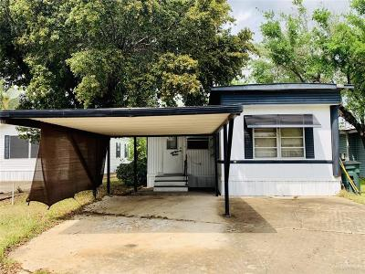 Mission Single Family Home For Sale: 1309 Breezy Drive