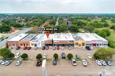 McAllen Commercial For Sale: 813 North Ware Road