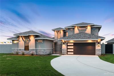McAllen Single Family Home For Sale: 4604 Ensenada Avenue