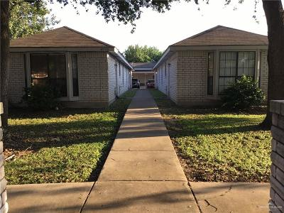 McAllen Multi Family Home For Sale: 6700 N 7th Court
