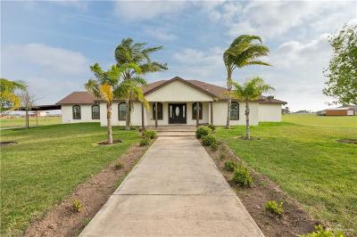 Weslaco Single Family Home For Sale: 626 Nora Street