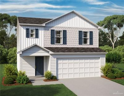 Mercedes Single Family Home For Sale: 462 Dyanez Street