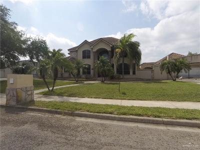 McAllen Single Family Home For Sale: 8413 N Main Street