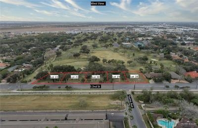 McAllen Residential Lots & Land For Sale: 2520 S 2nd Street