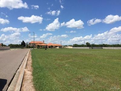 Weslaco Residential Lots & Land For Sale: Lot 27 Sahara Drive
