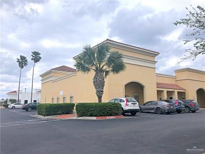 Weslaco Commercial For Sale: 600 Angelita Drive