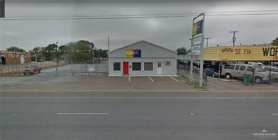 Pharr Commercial For Sale: 917 W Us Highway Business 83