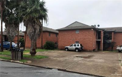 McAllen Multi Family Home For Sale: 2901 Highland Avenue