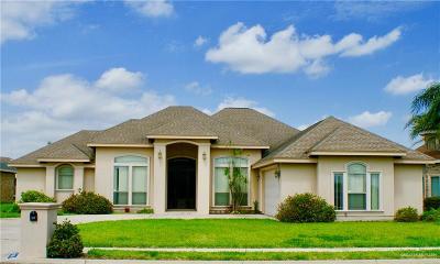 Weslaco Single Family Home For Sale: 605 Los Palomos Street