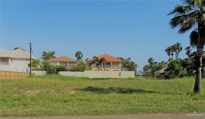 South Padre Island Residential Lots & Land For Sale: Lot 27 E Parade Drive