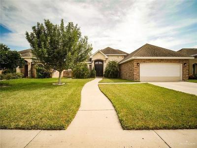 McAllen Single Family Home For Sale: 2625 Northgate Lane