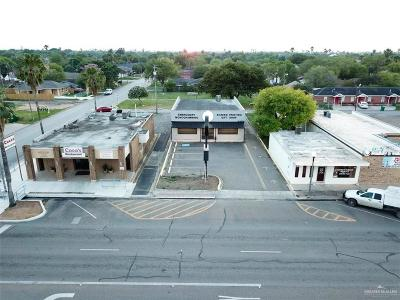 Pharr Commercial For Sale: 318 S Cage Boulevard
