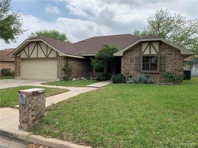 McAllen Single Family Home For Sale: 2917 Hawk Avenue
