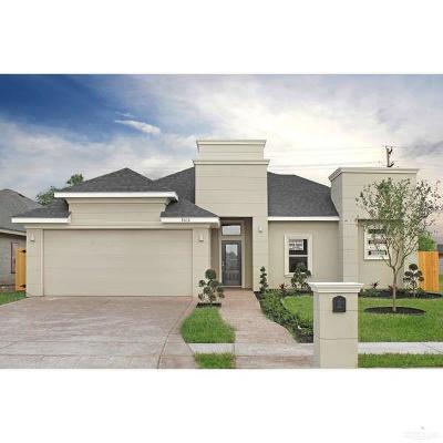 McAllen Single Family Home For Sale: 8010 N 23rd Lane