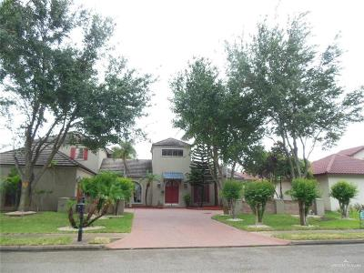 McAllen Single Family Home For Sale: 615 S 1st Lane