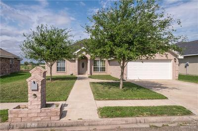 Weslaco Single Family Home For Sale: 704 Windcrest Drive