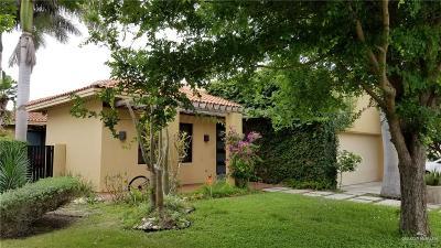 McAllen Single Family Home For Sale: 4525 Ben Hogan Avenue