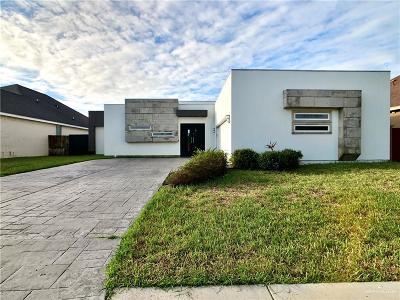 Mission Single Family Home For Sale: 1608 Sebastian Street