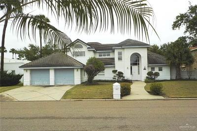 Mission Single Family Home For Sale: 902 Rio Grande Drive
