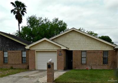 Mission Single Family Home For Sale: 2103 Lake View Drive